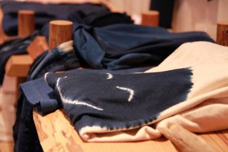 作品販売 藍染計良 和歌山県 龍神村 アーティスト