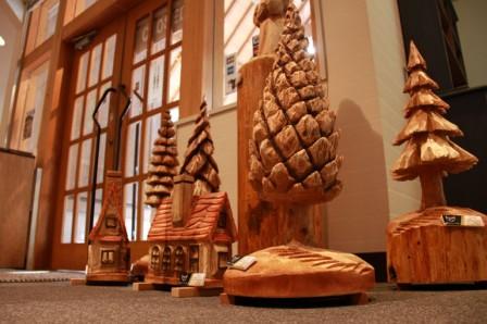 チェーンソーアートの世界 チェーンソーアートジャパン 和歌山県 龍神村