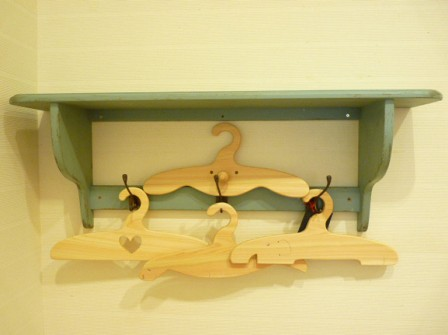 木製ハンガー 和歌山県 木工 家具