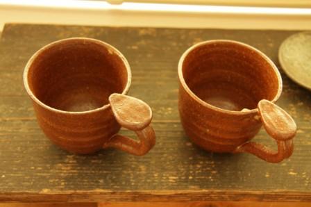 コーヒーカップ kaokao かおかお 陶器 作家