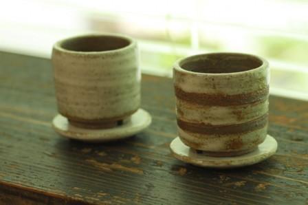 ミニ植木鉢 和歌山 陶芸作家 アート