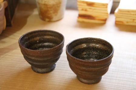 茶カップ kaokao 陶芸作家 焼き物