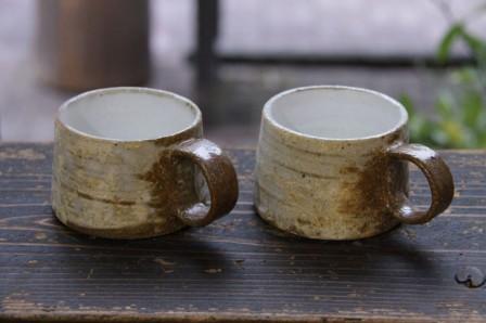 コーヒーカップ kaokao 和歌山 陶芸 作品 販売
